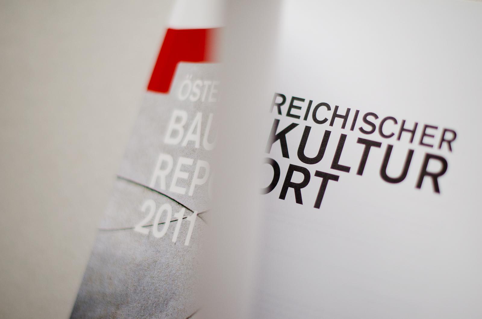 Öesterreichischer Baukulturreport 2011