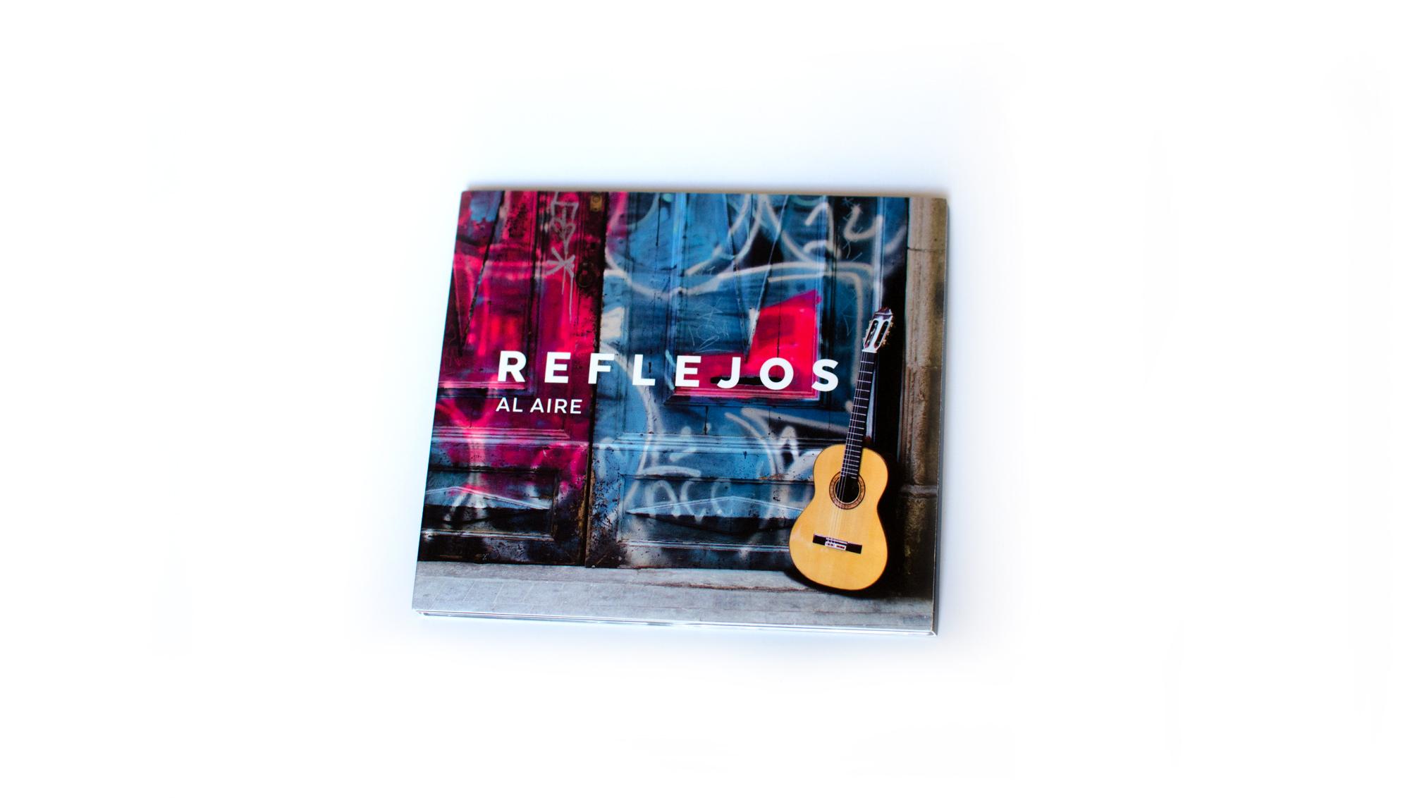 Reflejos_Cover